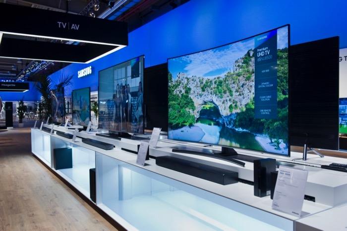 2018 Samsung Premium UHD Range