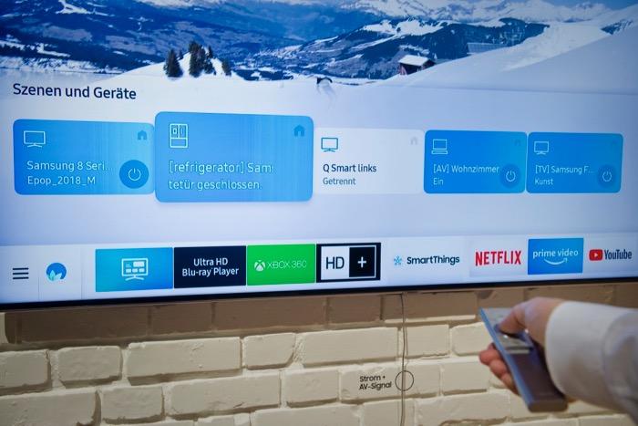 2018 Samsung Smart Hub
