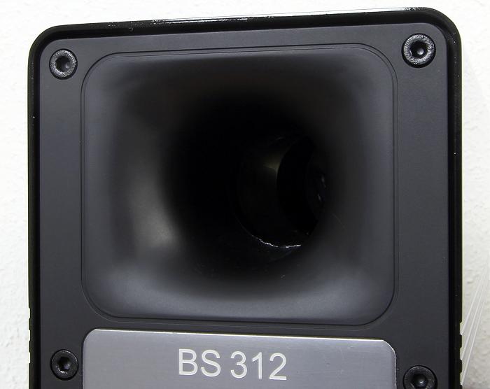 Elac BS 312 Bassreflexrohr