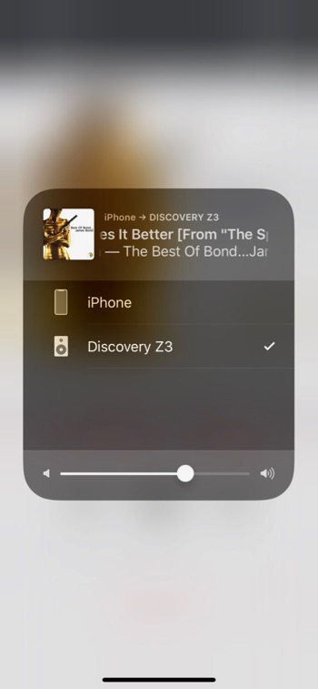 Elac Discovery Z3 AirPlay 2