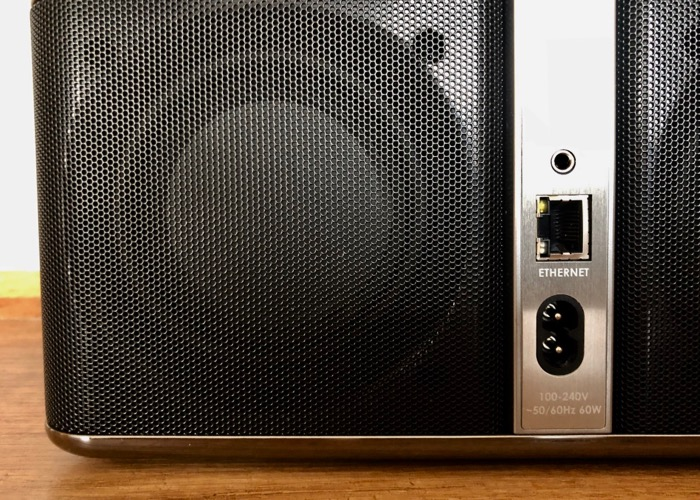 Elac Discovery Z3 back Conn