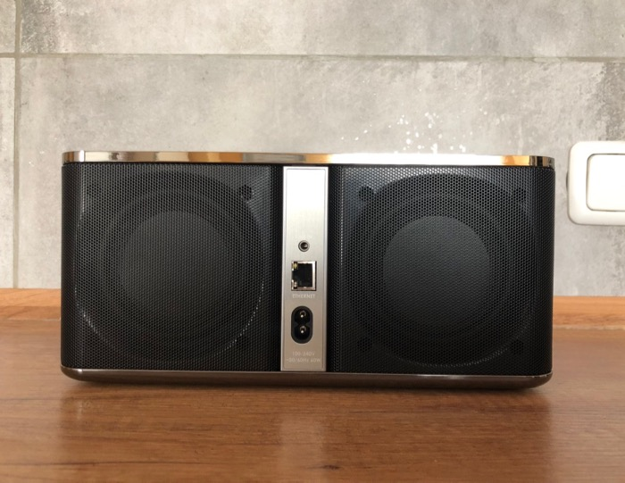 Elac Discovery Z3 back