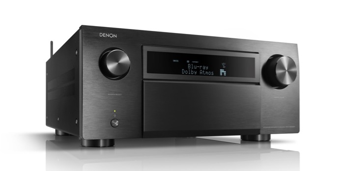 High End Denon AVC-X8500