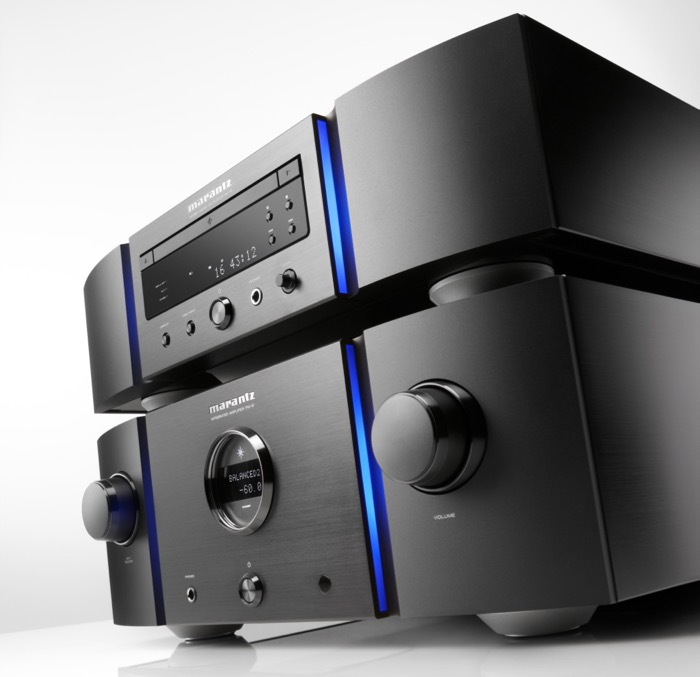 High End Marantz PM10_SA10