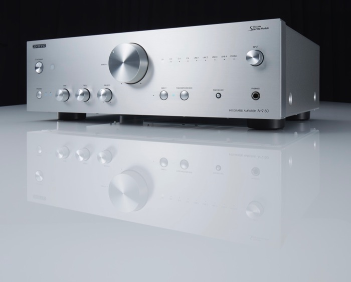 High End Pioneer Onkyo A-9150
