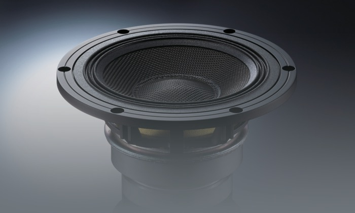 High End Pioneer TAD ME1 Bass
