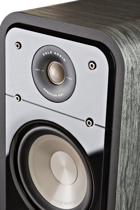 High End Polk Signature S60 Detail