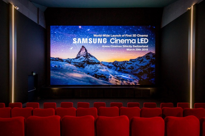 Samsung 3D Cinema LED3