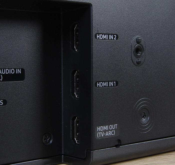Samsung HW-MS750 Anschluesse Rueckseite1