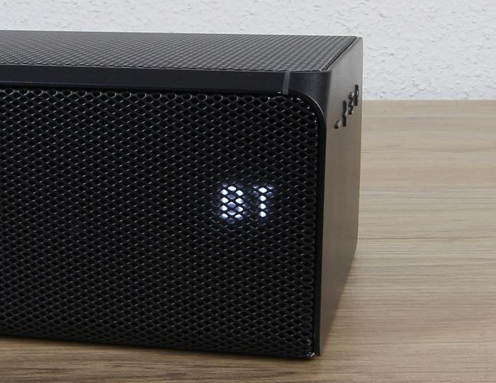 Samsung HW-MS750 Display
