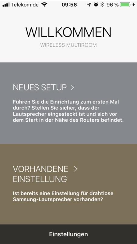Samsung Multiroom App 2