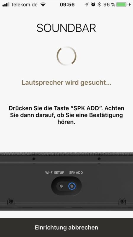 Samsung Multiroom App 5