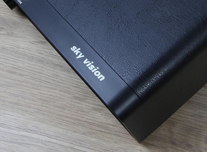 Sky Vision DAB 70 S Detail