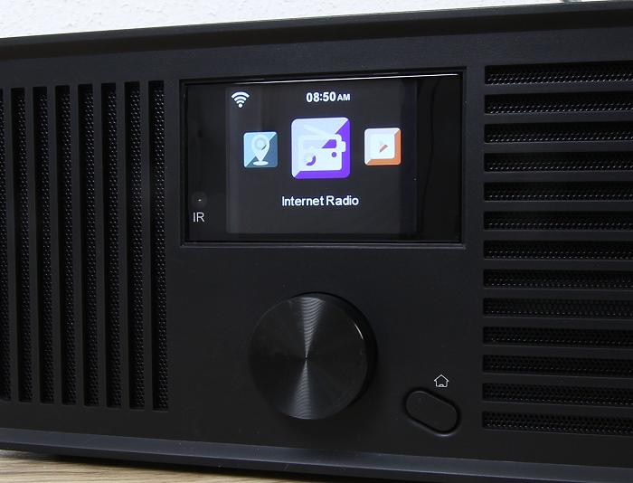 Sky Vision DAB 70 S Display Bedienelemente