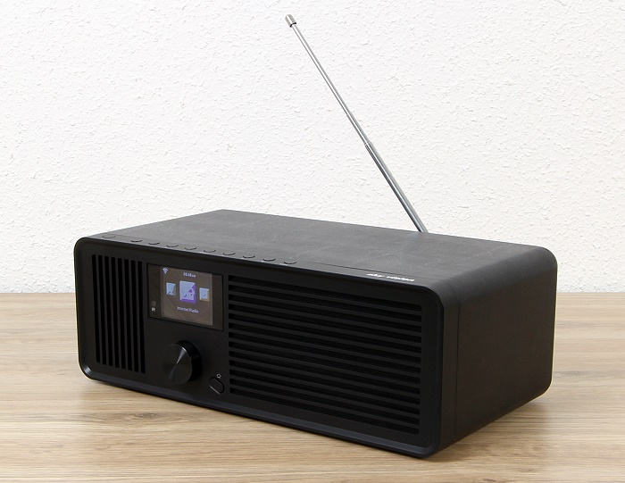 Sky Vision DAB 70 S Front Seitlich1