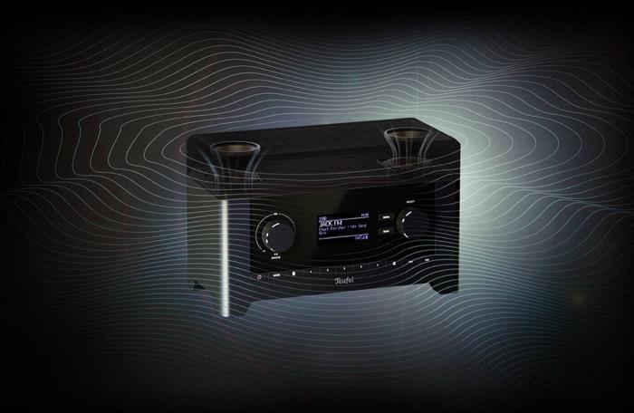 Teufel Radio 360 Dynamore Schall
