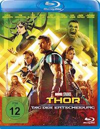 Thor - Tag der Entscheidung Blu-ray Disc