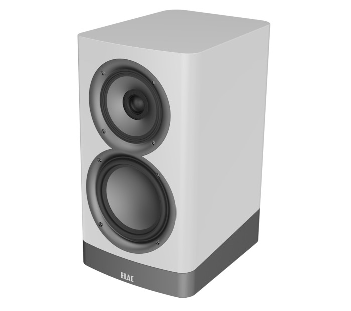 Elac HE Power Speaker Regalbox white