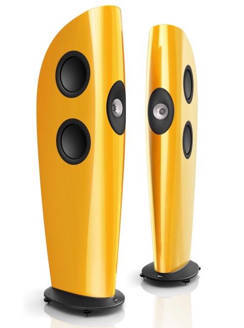 KEF Special Blade gelb