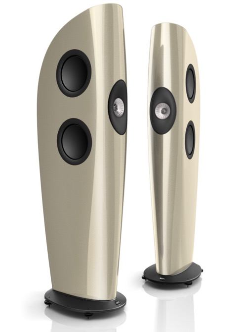 KEF Special Blade pale gold