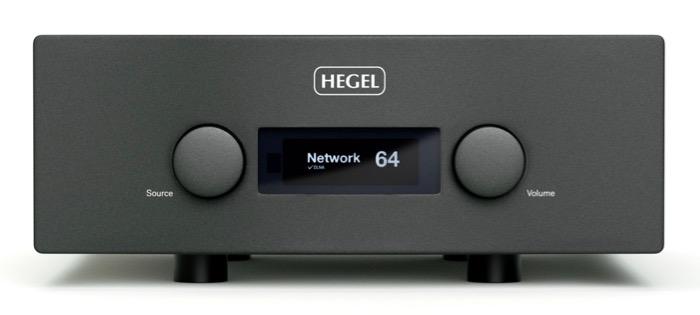 KEF Special Hegel 590 front