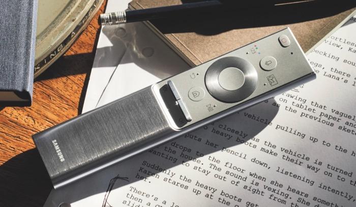 Samsung Q9 remote
