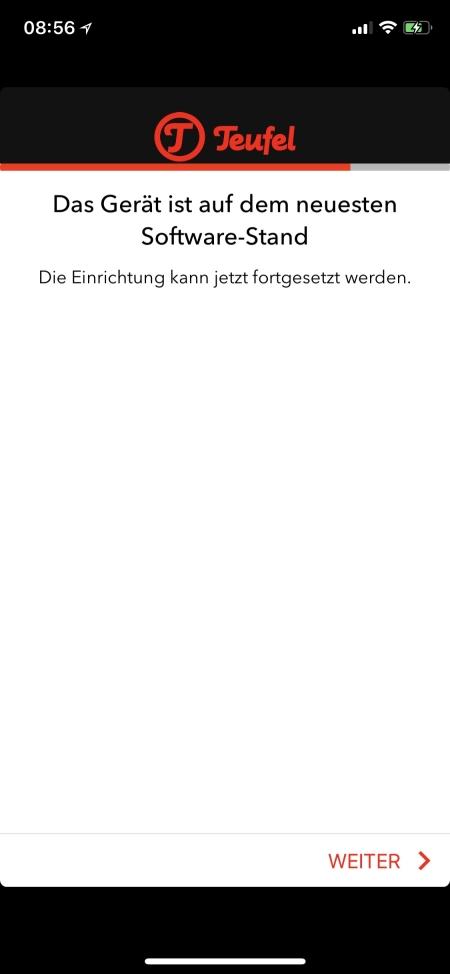 Teufel Raumfeld App 9