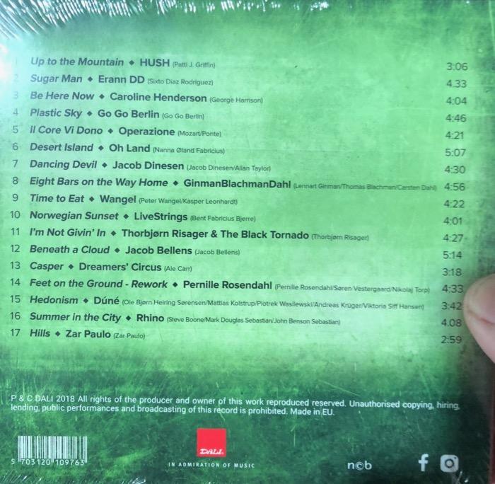 Mai HE Dali Callisto Dali CD back1
