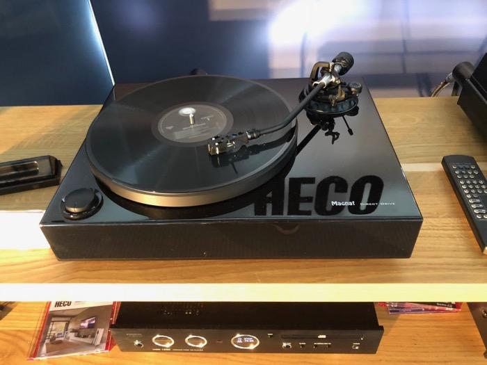 Mai HE Heco Magnat Setup MTT990