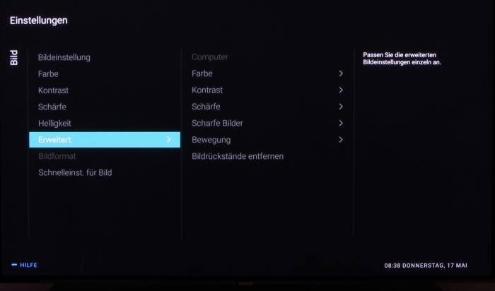 Philips 65OLED973 Screenshot 26