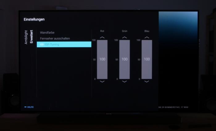 Philips 65OLED973 Screenshot 32