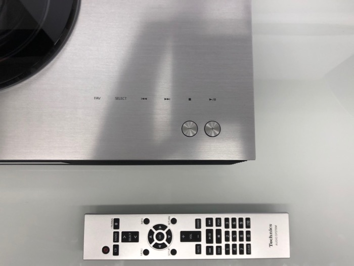 Technics AIO Remote
