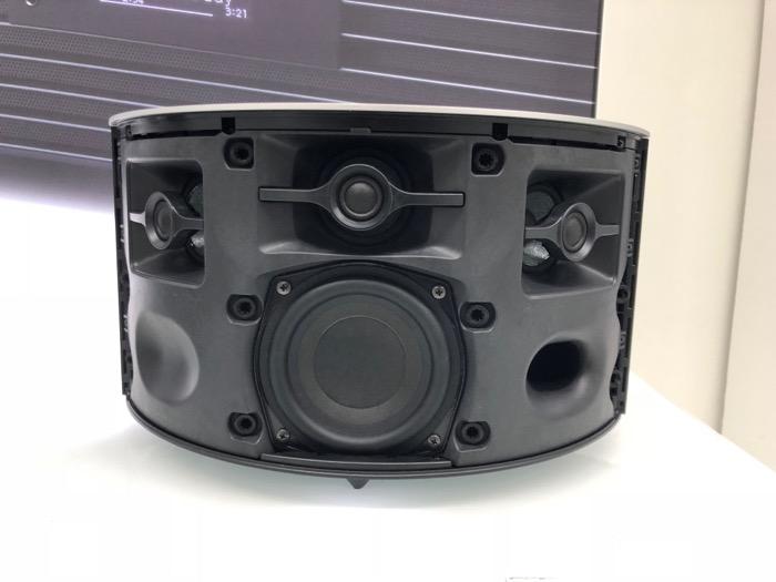 Technics WL Speaker open2