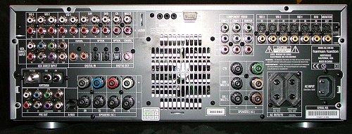 Test Harman Kardon Avr 630 16 06 2004