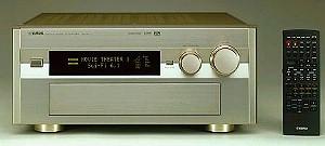 Area Dvd Test Av Verstärker Yamaha Dsp Ax1