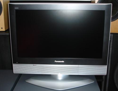 Test: Panasonic TX-26LX50F (01.07.2005)